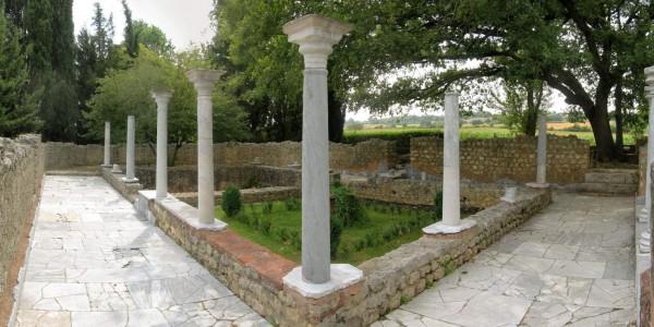 Villa GalloRomaine Montmaurin