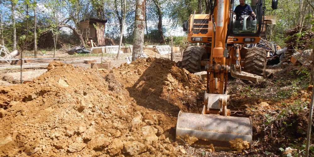 creusage puits m