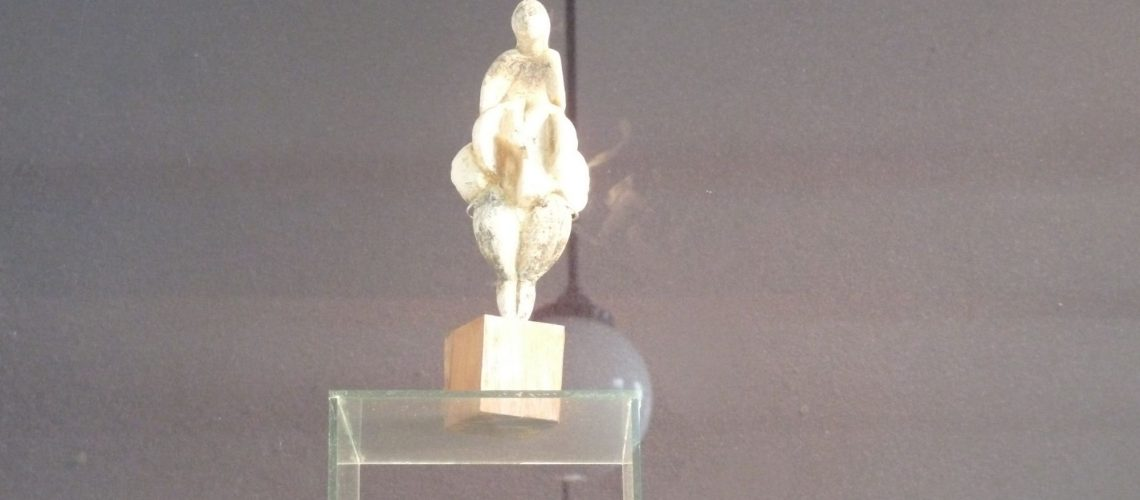 la Venus de Lespugue