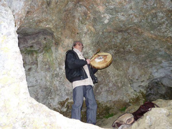 le tambour Chaman