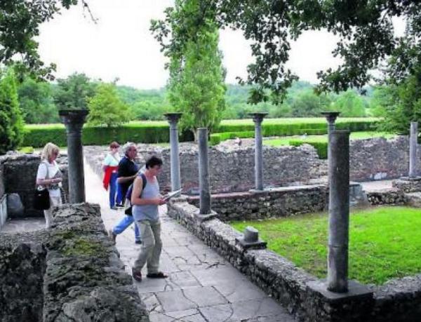 La villa gallo-romaine de Montmaurin devrait participer à l'attractivité culturelle du territoire. Photo DDM